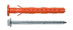 Дюбель фасадный Mungo MBK-STBf HEX 10х100 мм с бортиком