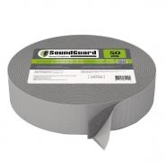Лента демпферная виброгасящая Soundguard Band Rubber 50 12000x50x4,6 мм