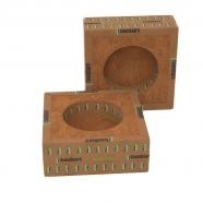 Короб звукоизоляционный односекционный Soundguard Izobox 1 130x130x48 мм