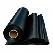 Геомембрана плоская LDPE 1,5 мм 5х50 м