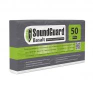 Плита звукопоглощающая Soundguard Basalt 1000х600х50 мм 4 плиты в упаковке