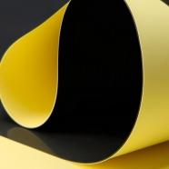 Гидроизоляционная ПВХ-мембрана Технониколь Logicbase V-SL W желтая 1,5 мм 2,05x20 м