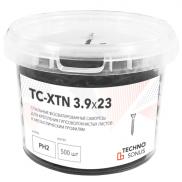 Саморезы ТС-XTN 3,9х23 мм 500 шт.